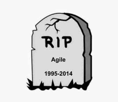 Is Agile dead? I don't think so. PartII
